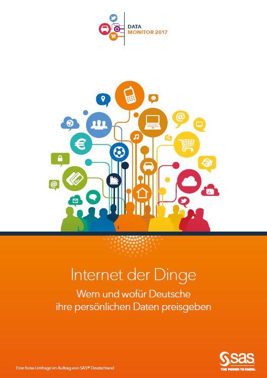 Wem und wofür Deutsche persönliche Daten preisgeben