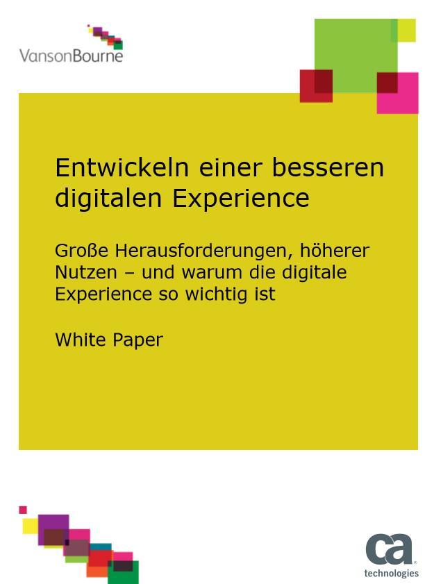 Wie Firmen die digitale Customer Experience verbessern