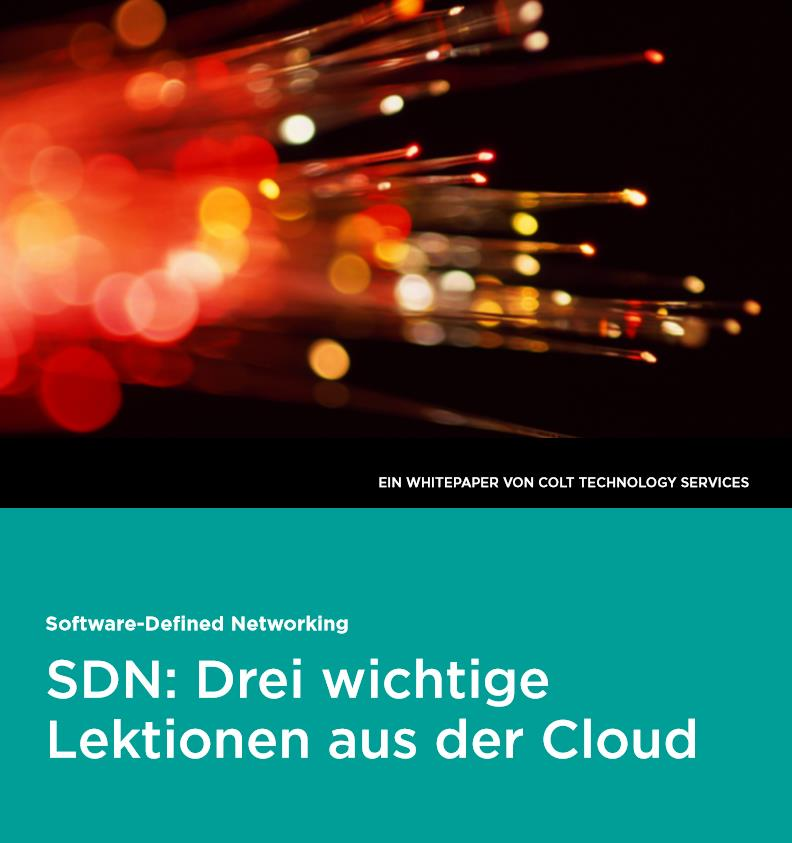 Keine digitale Transformation ohne Software-Defined Networking