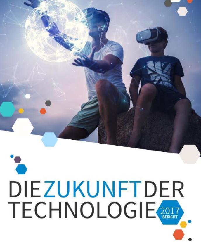 Die Zukunft der Technologie – Trends in der Design-Branche