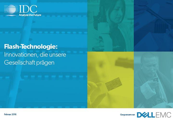 Flash-Technologie als Katalysator der digitalen Transformation