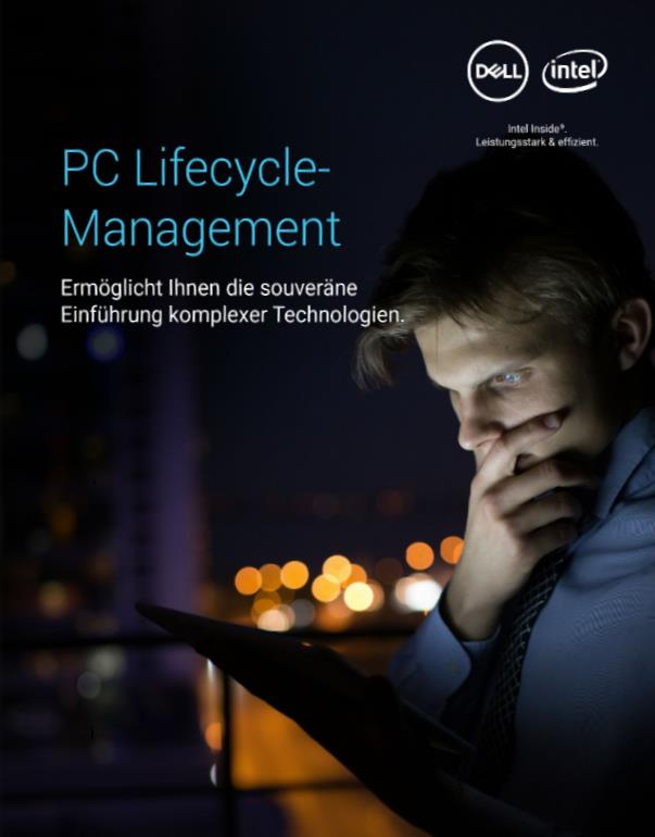 Modernes PC Lifecycle-Management