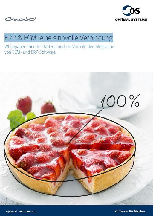 Nutzen und Vorteile der Integration von ECM- und ERP-Software