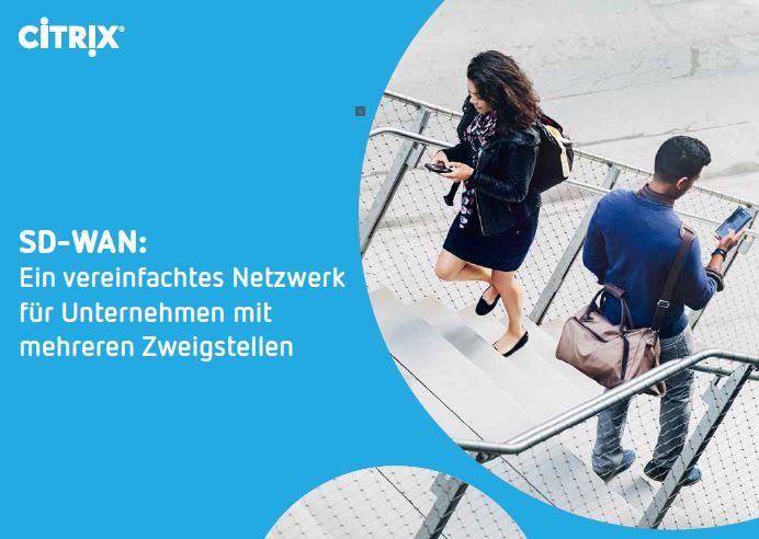 SD-WAN: Das zeitgemäße Netzwerk für Unternehmen mit mehreren Zweigstellen