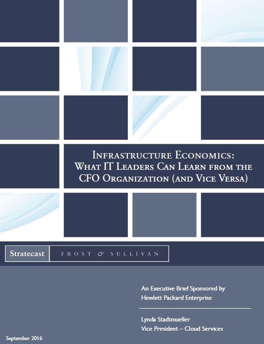 Die Ökonomie der IT-Infrastruktur: Was IT-Leiter und CFO voneinander lernen können