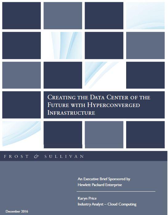 Mit Hyperconverged Infrastructure das Rechenzentrum der Zukunft erstellen