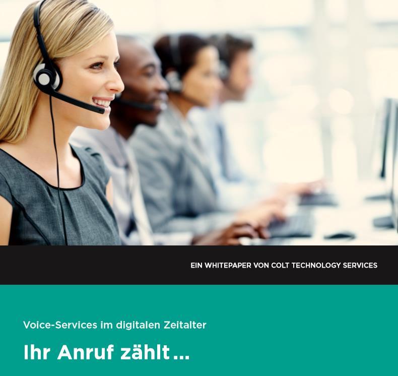 Voice-Services im digitalen Zeitalter