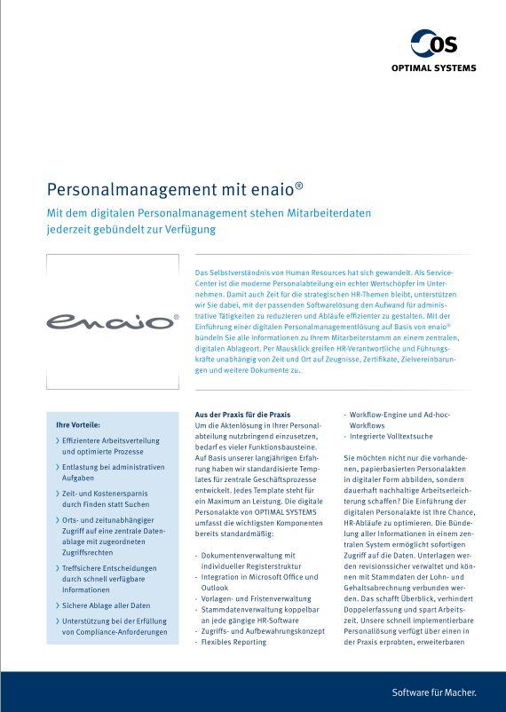 Die Vorteile digitalen Personalmanagements