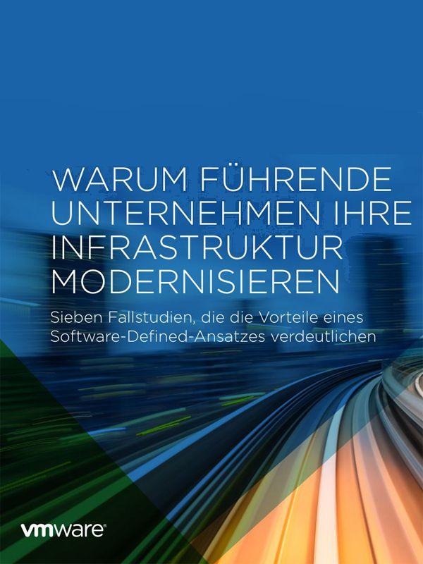 """Die Vorteile eines """"Software-Defined""""-Ansatzes"""