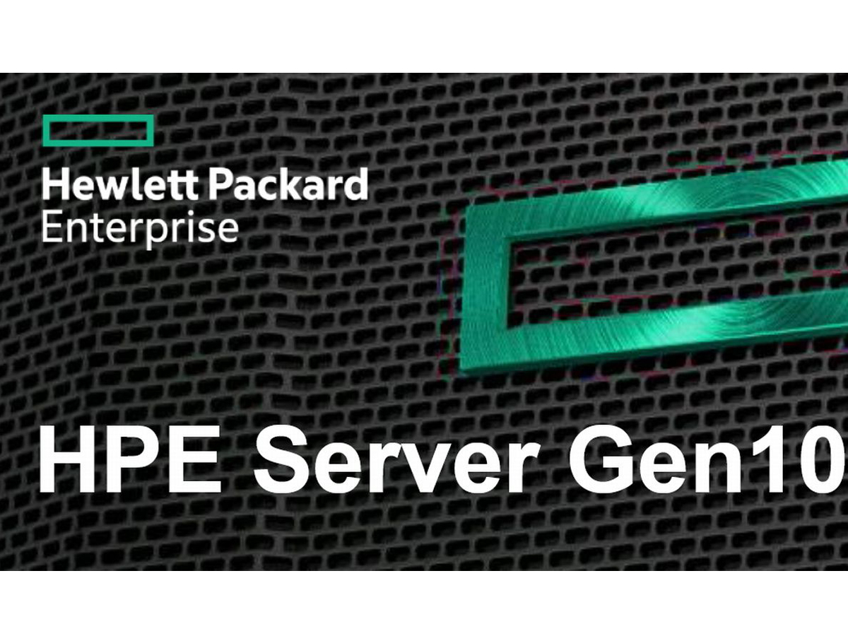 HPE-Server der Generation 10 – Die sichersten Industrie-Standard-Server der Welt