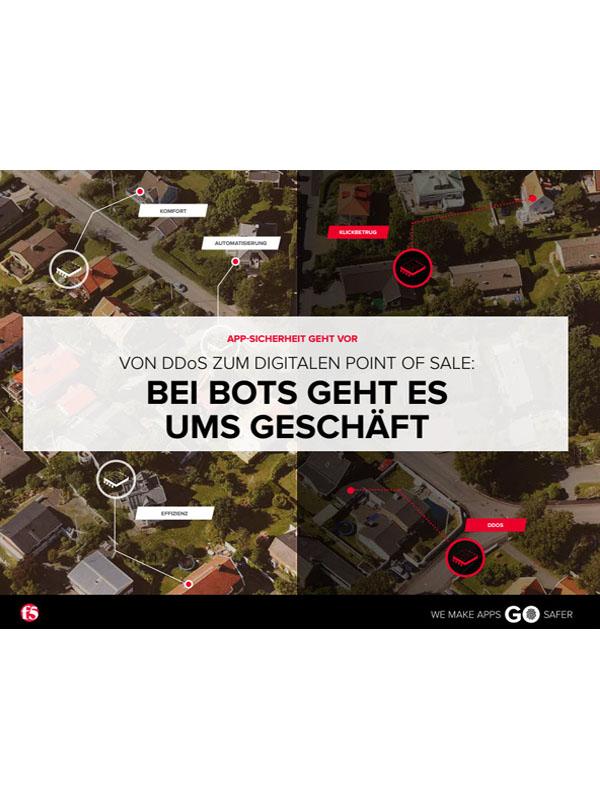 Von DDoS zum digitalen Point of Sale: Bei Bots geht es ums Geschäft