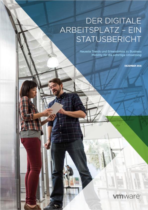 Vorteile durch Digitalisierung: der digitale Arbeitsplatz – ein Statusbericht