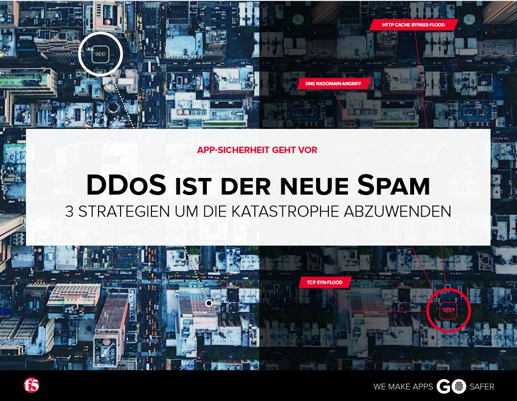 DDoS ist der neue Spam