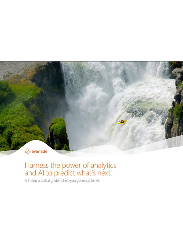 Mit leistungsstarker Analytik und künstlicher Intelligenz Entwicklungen vorhersagen