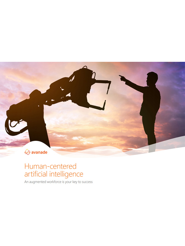 Mit künstlicher Intelligenz (KI) die Arbeitskraft erweitern