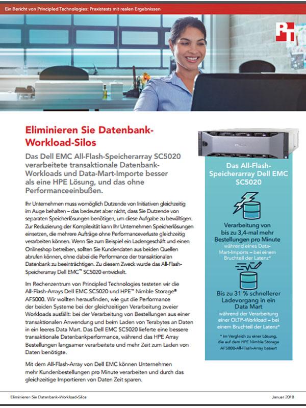 Eliminieren Sie Datenbank-Workload-Silos