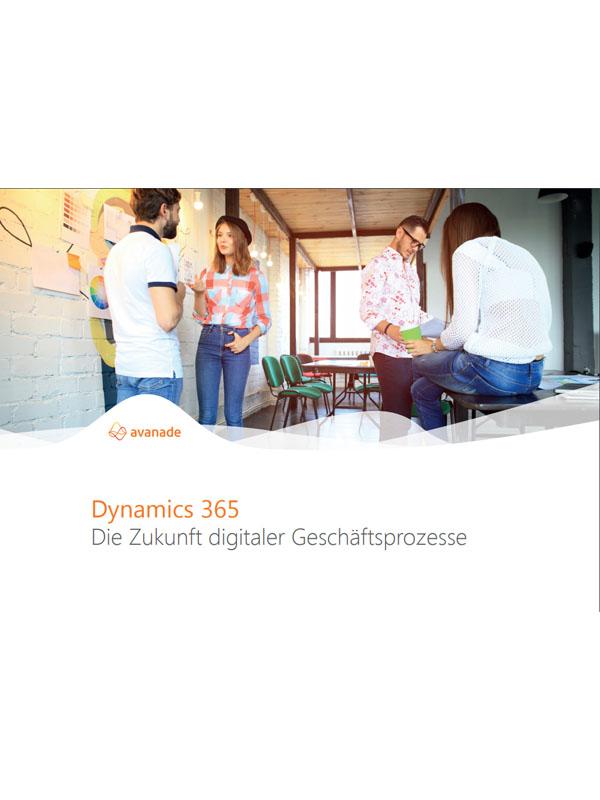 Point of View Dynamics 365: Die Zukunft digitaler Geschäftsprozesse