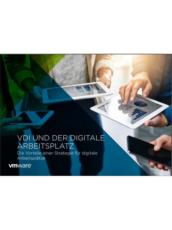 VDI und der digitale Arbeitsplatz
