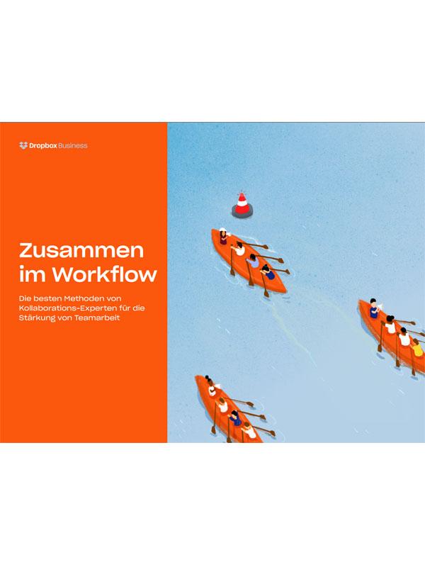 Dropbox Business: Zusammen im Workflow