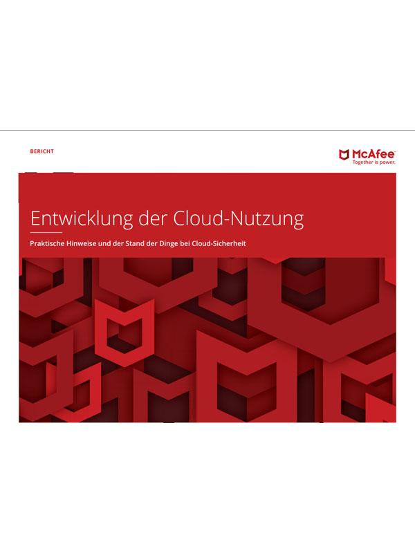 Report: Entwicklung der Cloud-Nutzung
