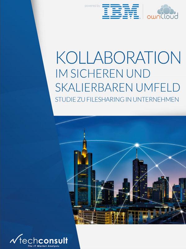 Studie zu Filesharing im Unternehmen: Kollaboration im sicheren und skalierbaren Umfeld
