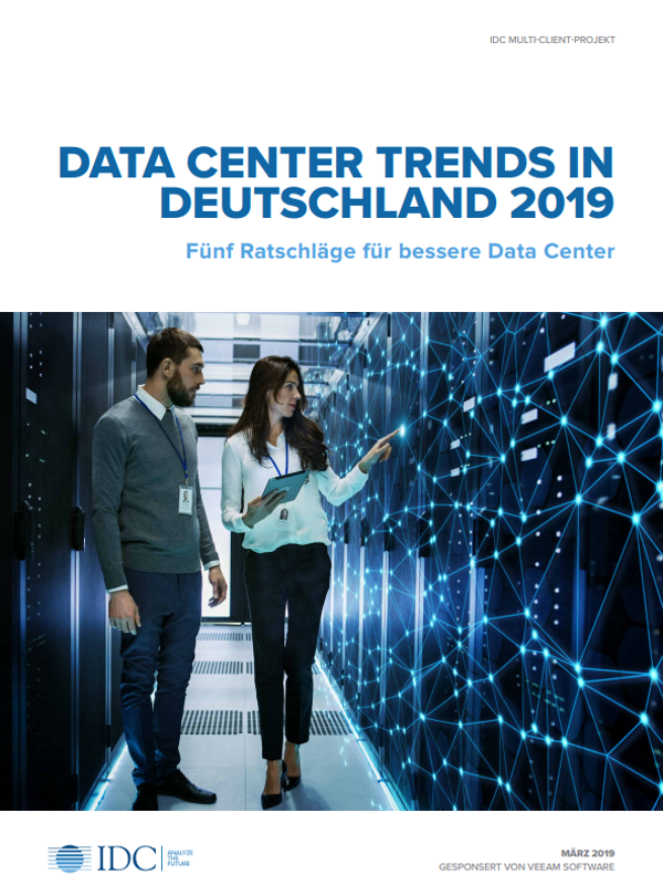 Data Center Trends in Deutschland 2019
