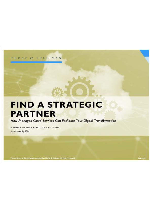 Wie Managed Cloud Services Ihre digitale Transformation erleichtern können
