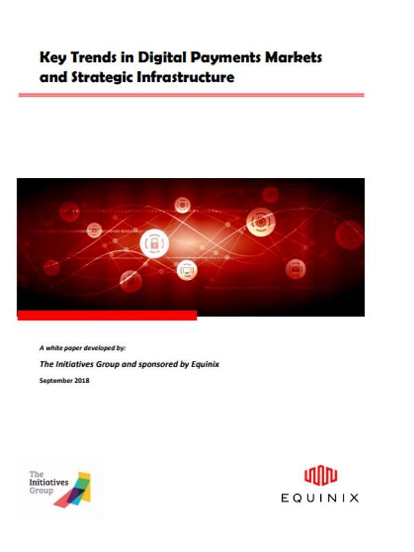 Wichtige Trends für digitalen Zahlungsverkehr und in der strategischen Infrastruktur