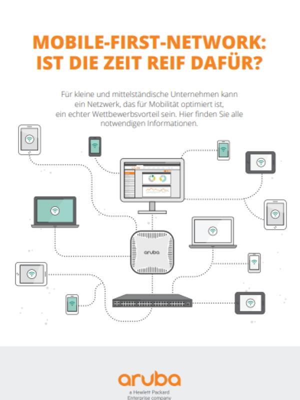 Mobile-First-Network: Ist die Zeit reif dafür?