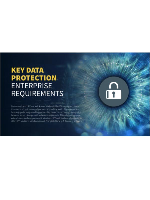 Die wichtigste Anforderungen an den Datenschutz im Unternehmen