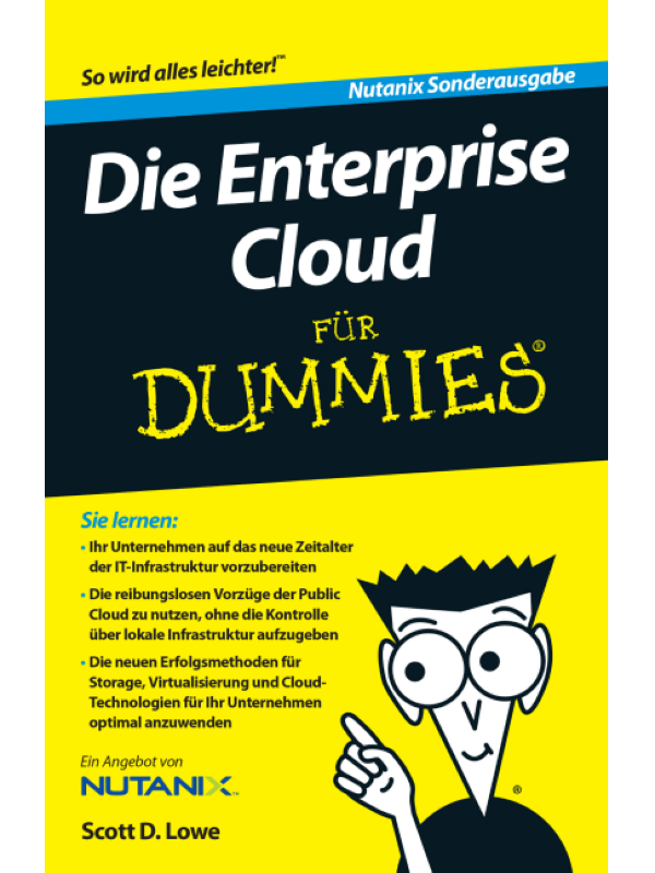 Die Enterprise Cloud für Dummies