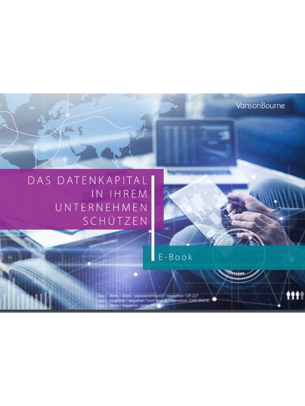 Das Datenkapital in Ihrem Unternehmen schützen