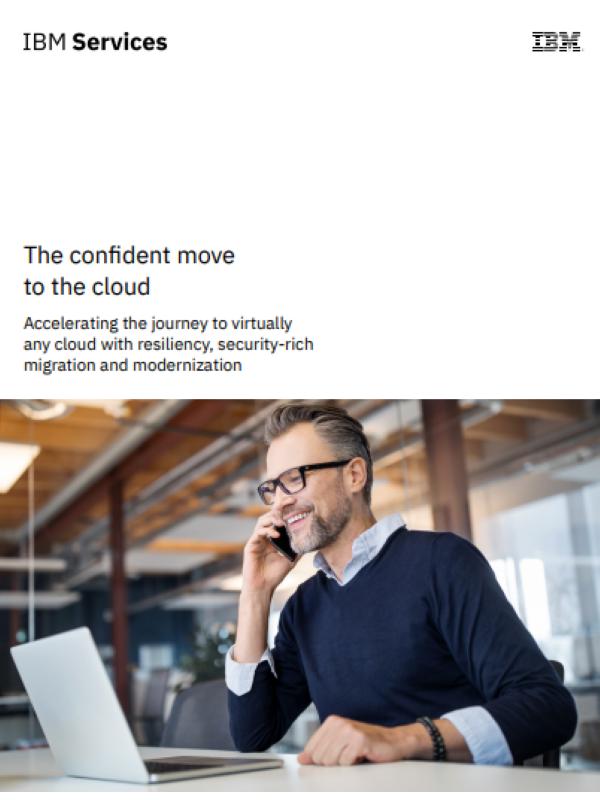 Der sichere Wechsel in die Cloud – Beschleunigen Sie den Weg zu praktisch jeder Cloud mit Ausfallsicherheit, sicherheitsintensiver Migration und Modernisierung Schritt in die Cloud