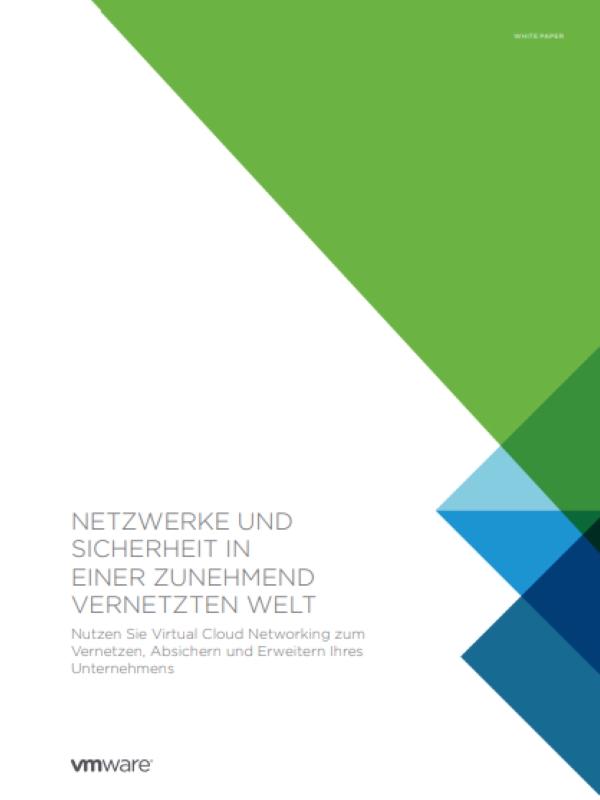Netzwerke und Sicherheit in einer zunehmend vernetzten Welt