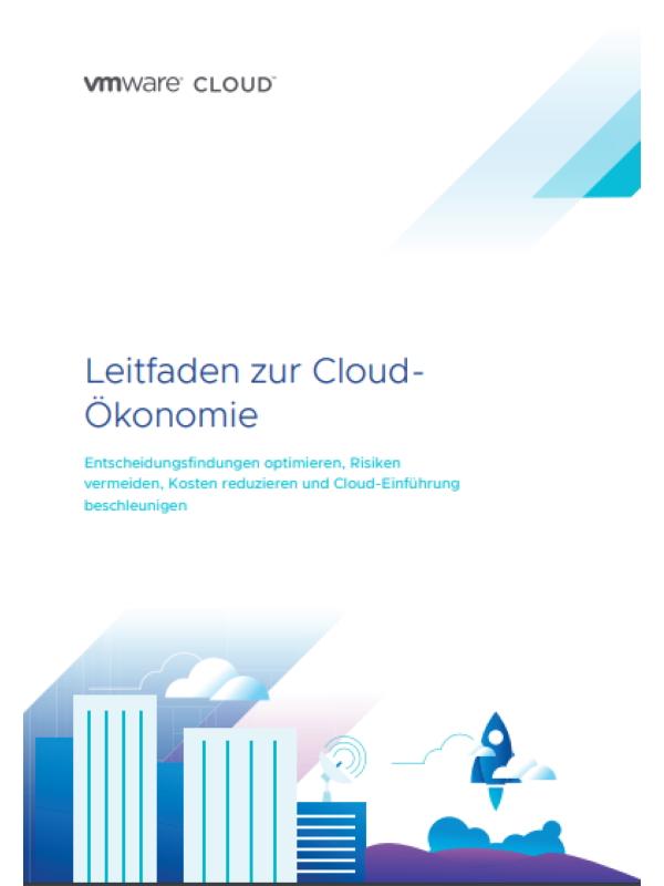 Leitfaden zur Cloud-Ökonomie