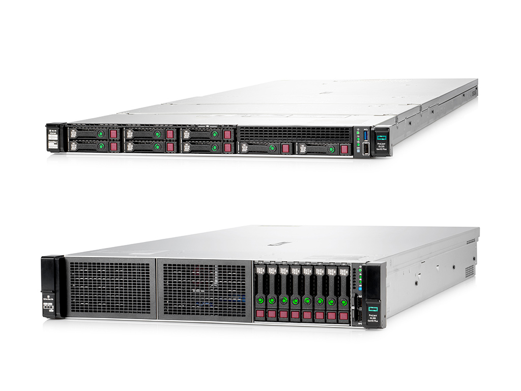 HPE ProLiant Gen10 Plus Server mit AMD EPYC Prozessoren der 2. Generation