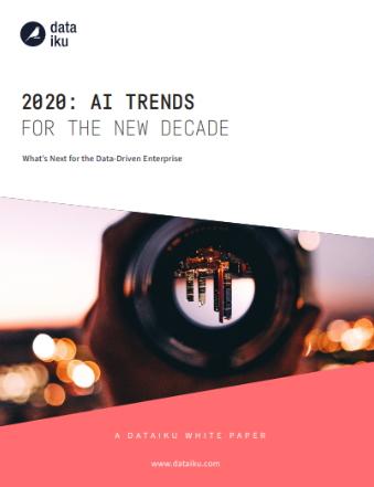 2020: KI-Trends für das neue Jahrzehnt