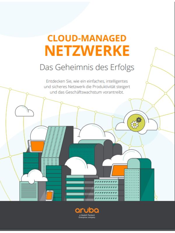 In der Cloud verwaltete Netzwerke