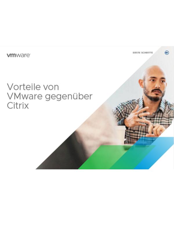 Vorteile von VMware gegenüber Citrix