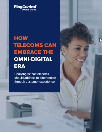 Wie die Telekommunikation das omni-digitale Zeitalter meistern kann