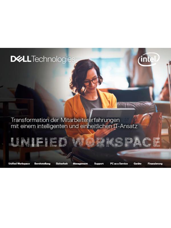 Unified Workspace – Transformation der Mitarbeitererfahrungen mit einem intelligenten und einheitlichen IT-Ansatz