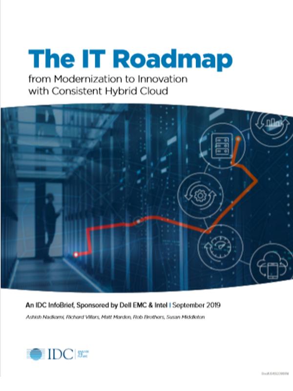 Die IT-Roadmap von der Modernisierung zur Innovation mit einer konsistenten Hybrid-Cloud