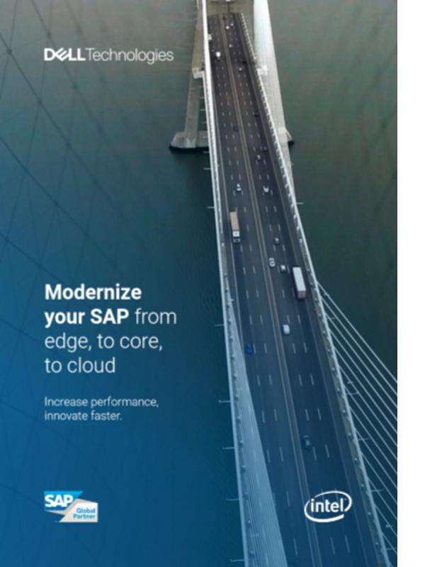 Modernisieren Sie Ihr SAP: Passen Sie Ihre Geschäftsstrategie mit SAP an die digitale Welt von morgen an