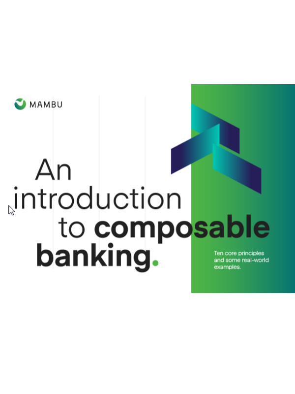 Eine Einführung in Composable Banking