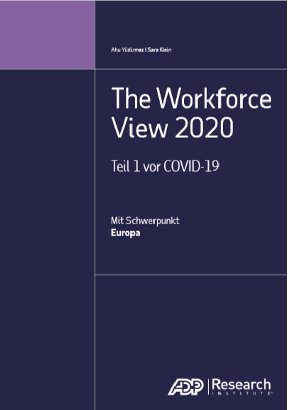 WorkforceView2020: Volume One