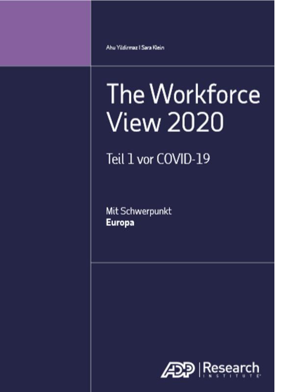 WorkforceView2020: Volume One
