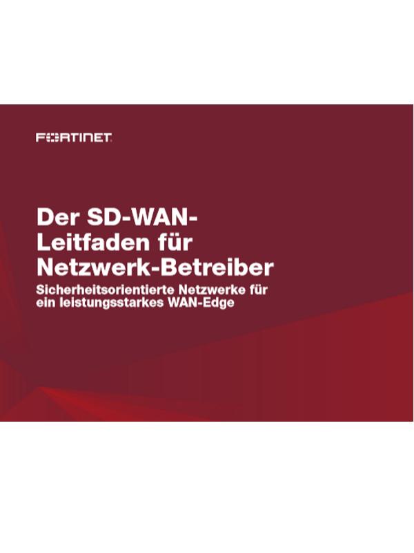 Der SD-WAN-Leitfaden für Netzwerk-Betreiber