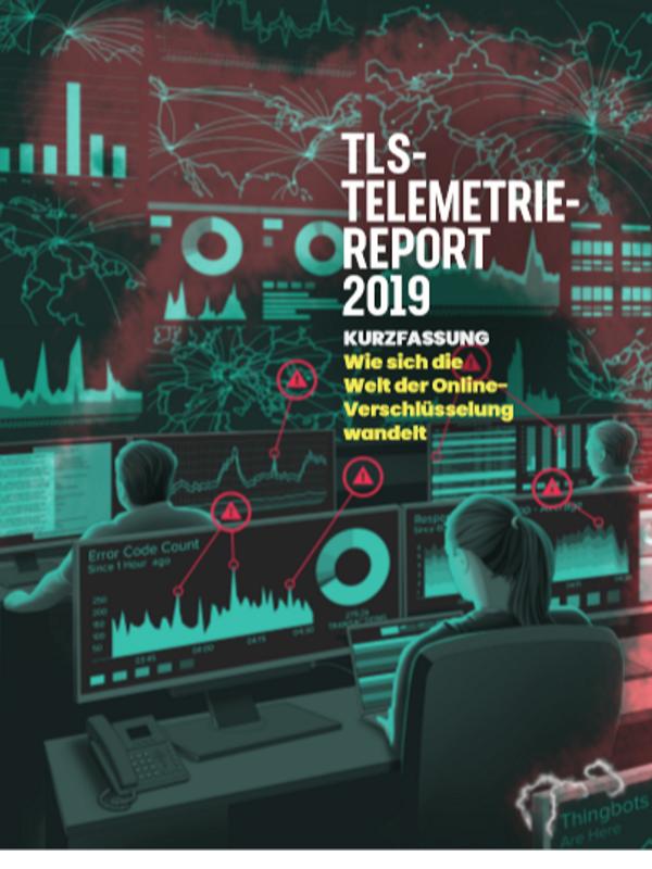 TLS-Telemetrie-Report 2019 – Wie sich die Welt der Online-Verschlüsselung wandelt