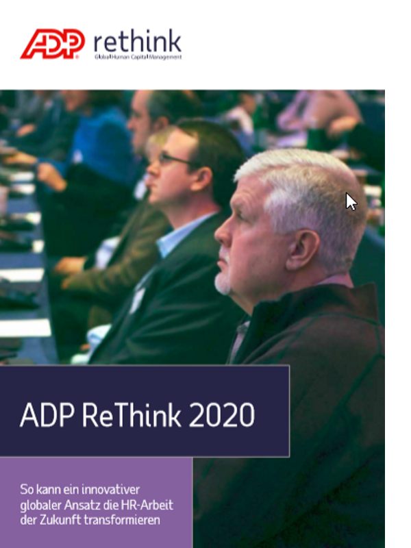 ADP ReThink 2020