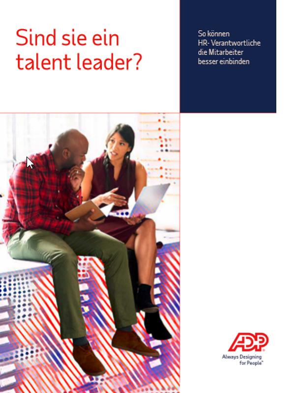 Sind Sie ein talent leader?